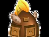 Chocolate Dragon