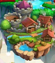 Castle Town Island