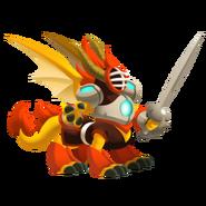 Fencing Dragon 3