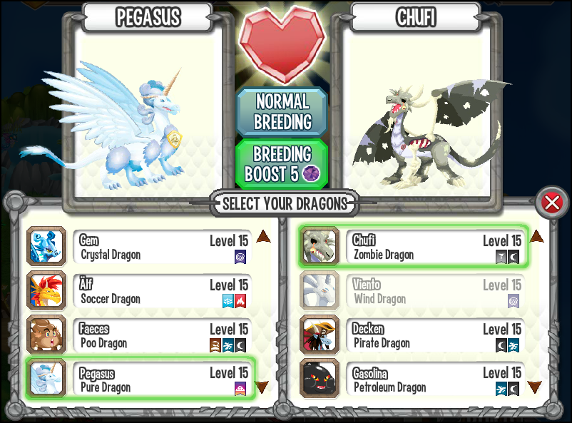 The Breeding Boost Before Its Activated