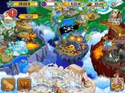 My dragon city farm