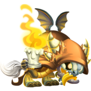 Necro Dragon 1