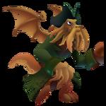 Squid Dragon 3