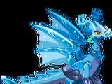 Dragón Cristal