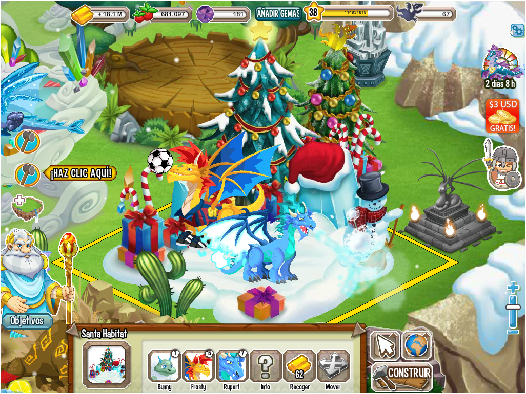 Santa Habitad Is ICE