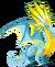 Fluorescent Dragon 3