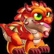 Spiky Dragon 1