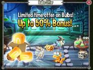 Bulbs Offer