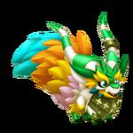 Horai Dragon 3