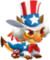 Uncle Sam Dragon 1