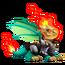 Pyre Dragon 3