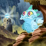 Blizzard Dragon-Hatch