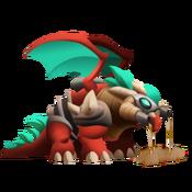 Dragasand Dragon 3