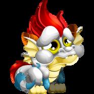 Sad Dragon 1