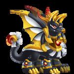 Anubis Dragon 3
