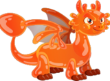 Dragón Gelatina