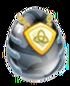 Pure Metal Egg