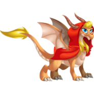 Little Red Riding Hood Dragon 3