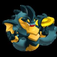 Discus Thrower Dragon 2