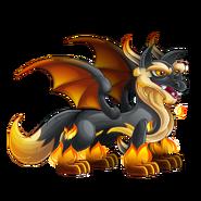 Firewolf Dragon 3