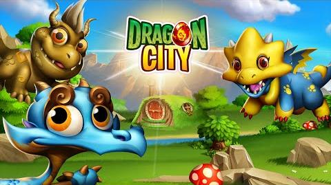 Dragon City Commercial