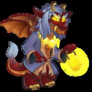 Oni Dragon 2