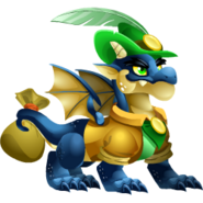 Robin Hood Dragon 2