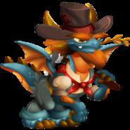 Gold Rush Dragon 2