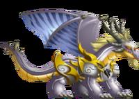 White Knight Dragon 3