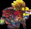 Aztec Priest Dragon 2