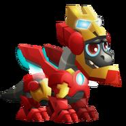 Iron Dragon 1