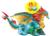 Elements Dragon 3f