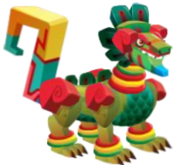 Aztec Dragon 3