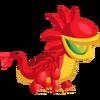 Carnivorous Plant Dragon 3