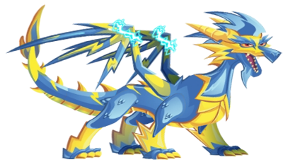 Elegant File:Lightning Dragon 3d.png