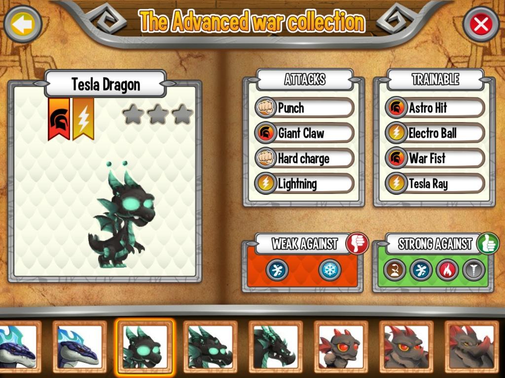 tesla dragon dragon city wiki fandom powered by wikia