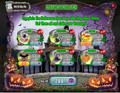 Halloween collect