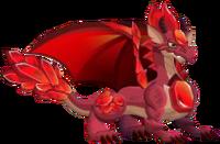 Ruby Dragon 3