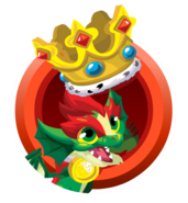 King Dragon Offer Icon