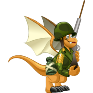 Soldier Dragon 3