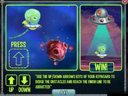 Alien Invasion Space Trip Instructions