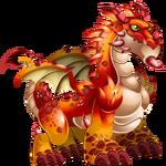 Spiky Dragon 3