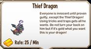 Thief dragonshop