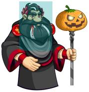 Halloween Deus