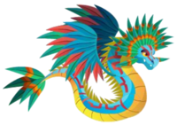 Quetzal Dragon 3