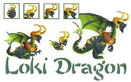 Loki-dragon-collagefff