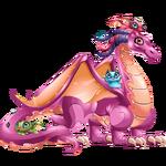 Motherly Dragon 3