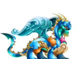 Surfaster Dragon