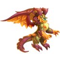 Forest King Dragon 3