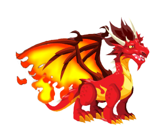 If You Cant Take The Heat Stay Away From Flame Dragon This Temperamental Creature Is Easily Set Off But Calms Down Equally Fast And Always Feels